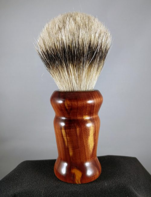 Eastern Red Cedar Shaving Brush