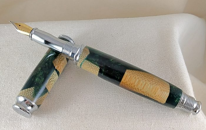 Bamboo Fountain Pen