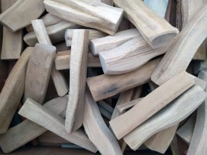 Bamboo Chunks